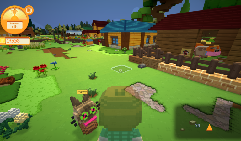 Staxel – Great Foundation For Building Games