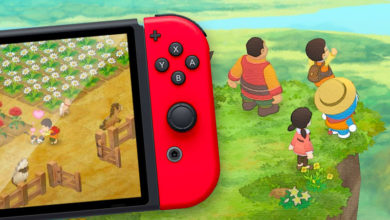 Photo of Doraemon Story of Seasons On Sale For Switch