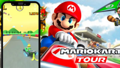 Photo of First Mario Kart Tour Gameplay Footage And Details Revealed
