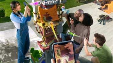 Photo of Minecraft Earth Turns Reality Into A Playground