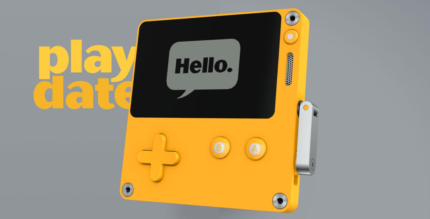 PlayDat Handheld Device
