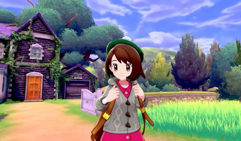 Nintendo Announces Pokemon Sword And Pokemon Shield Direct