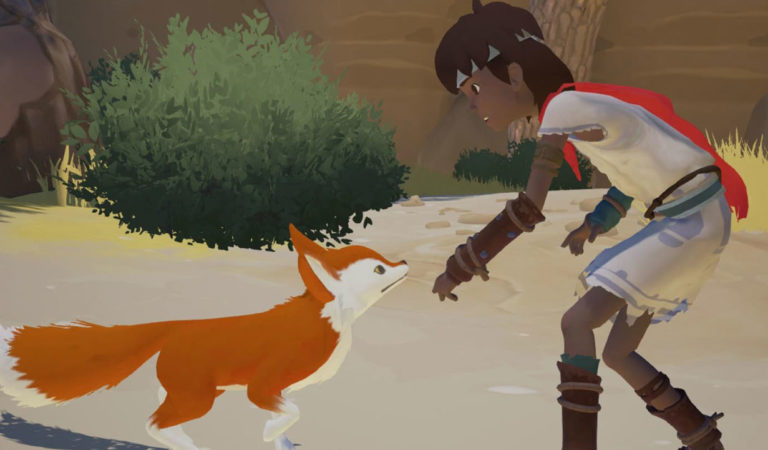 Adventure Game Rime Now Free On Epic Games Store