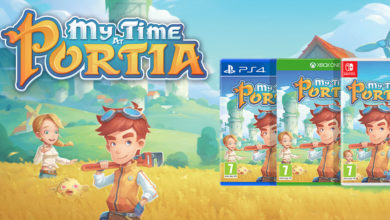 Photo of My Time At Portia: Console Version Gets Physical