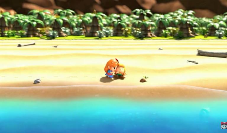 Zelda: Link's Awakening Gets New Trailer & Chamber Dungeon