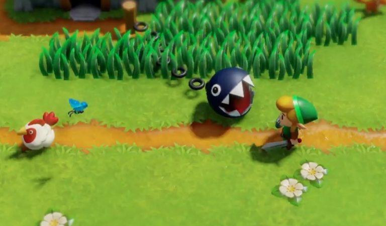 The Legend of Zelda: Link's Awakening Remake Details