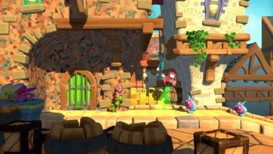 Photo of A Deeper Look Into Yooka-Laylee and the Impossible Lair