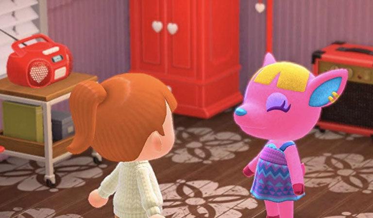 Animal Crossing: New Horizons Fact Sheet Confirms Local Split-screen Multiplayer