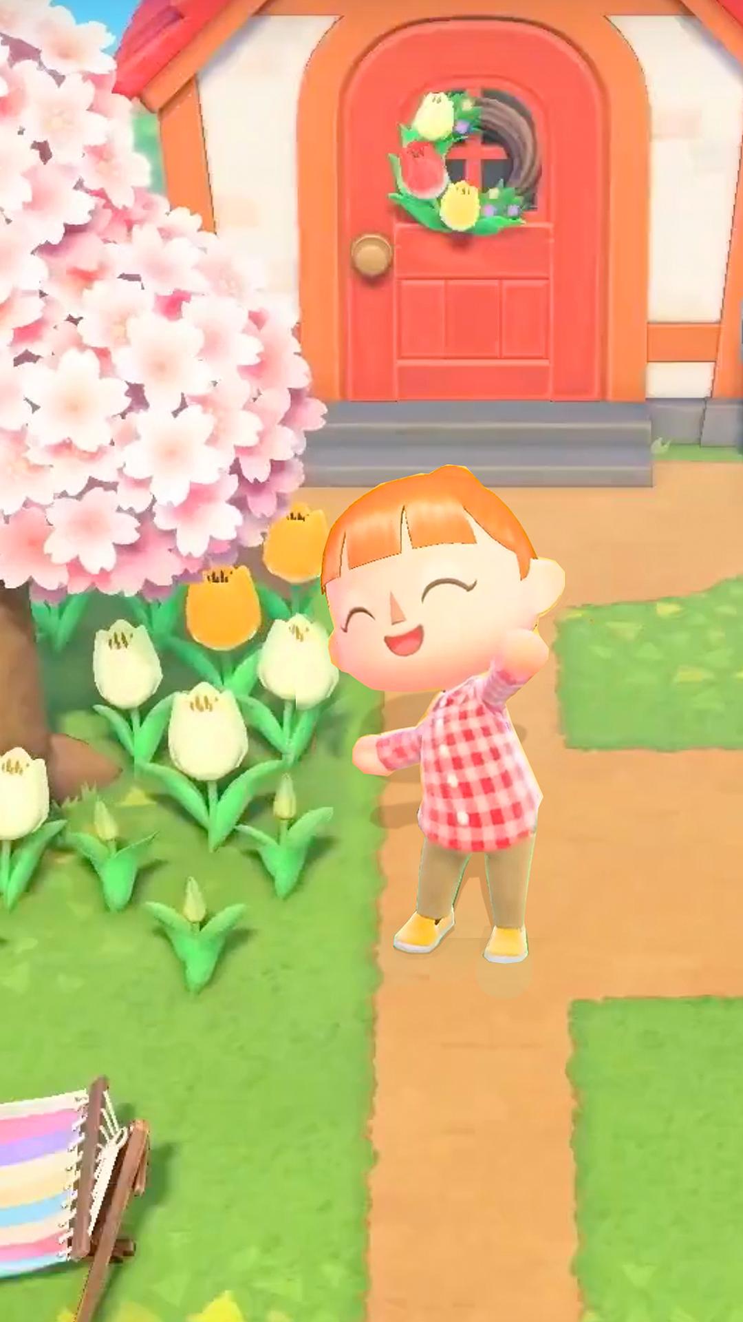 Adorable Animal Crossing New Horizons Wallpaper Mypotatogames