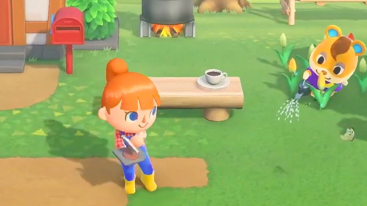 Animal Crossing New Horizon Developer Talks Pocket Camp