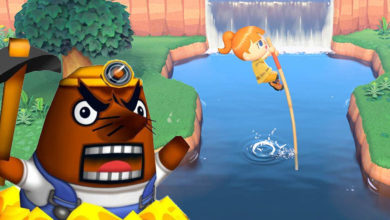 Photo of Resetti Tribute Arrives In Animal Crossing New Horizons