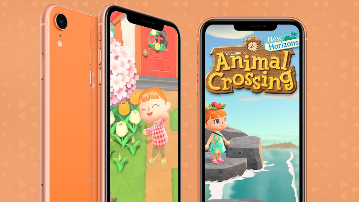 Adorable Animal Crossing New Horizons Wallpaper Mypotatogames