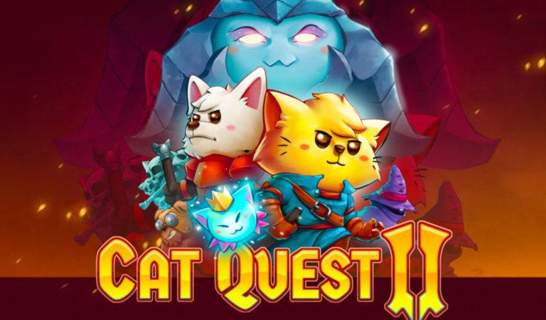 Cat Quest II Still Scheduled for 2019 Release