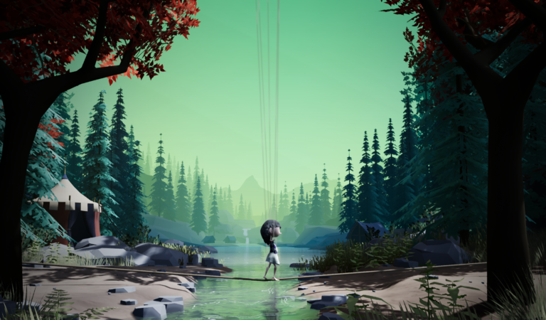 A Juggler's Tale – A Sidescrolling Puppet Theater Game