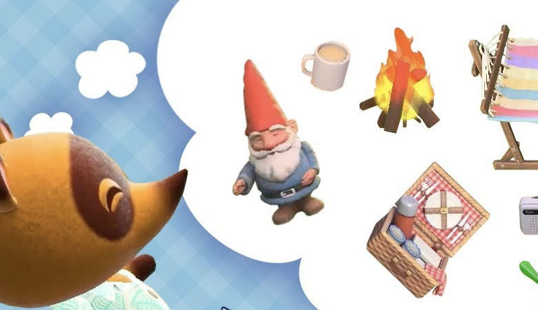 Check Out Every New Item In Animal Crossing New Horizon ...