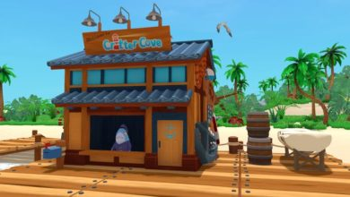 Photo of Critter Cove – Full Speed Ahead Update