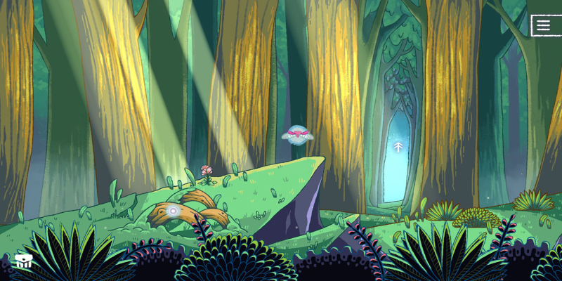 Photo of She and the Light Bearer: A Fairytale Point-and-Click