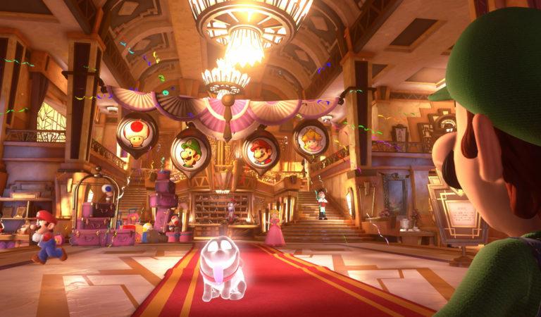 Luigi's Mansion 3 Releasing this Halloween