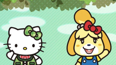 Photo of Hello Kitty Merch Available in Animal Crossing: Pocket Camp