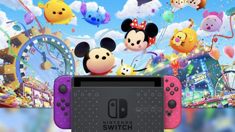 Disney TsumTsum Switch