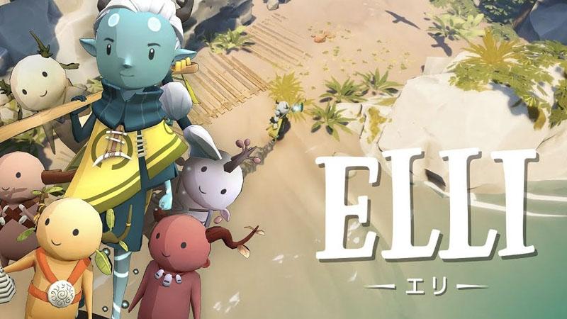 Elli Adventure Game
