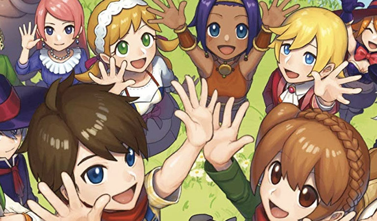Harvest Moon Light of Hope Special Edition Complete – Arrives Feature Packed On Switch