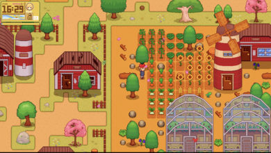 Photo of Peaceful Days Relaxing Farming RPG Made With Love