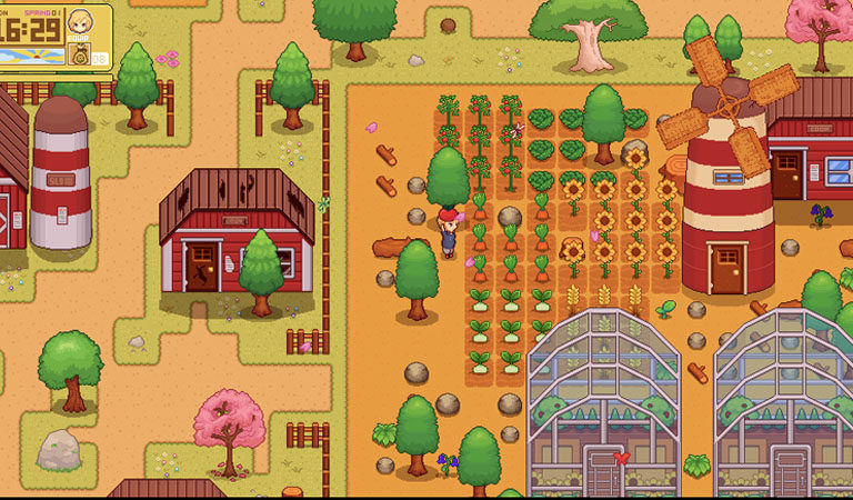 Peaceful Days Relaxing Farming RPG Made With Love