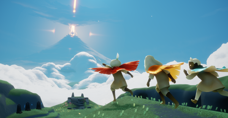 Sky: Children of the Light Released on iOS