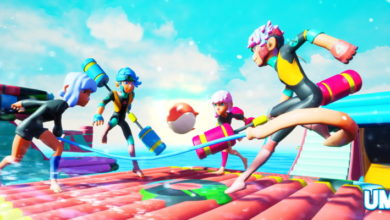 Photo of UMI – A Waterpark Battle Royale