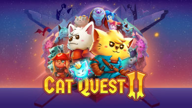 Photo of Cat Quest II Switch Gameplay Footage