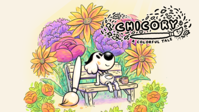 Photo of Chicory: A Colorful Tale (Drawdog) Achieves Kickstarter Goal in 24 hours