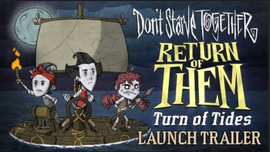 Photo of Don't Starve Together: Return of Them – Turn Of Tides Out Now on PC