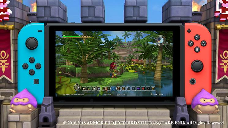 dragon quest builders 1 fishing