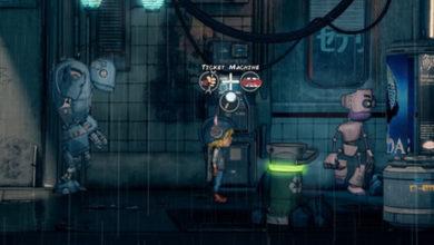Photo of ENCODYA – A Futuristic Dystopian Adventure Now on Kickstarter