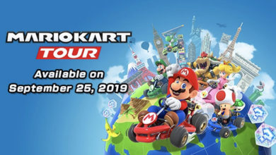 Photo of Mario Kart Tour Launching September 25th Pre-Register Today