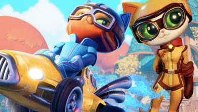 Photo of Meow Motors Is Mario Kart For Cat Lovers