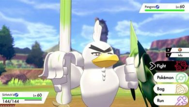 Photo of Pokemon Introduces the Noblest of Knights Coming to Switch