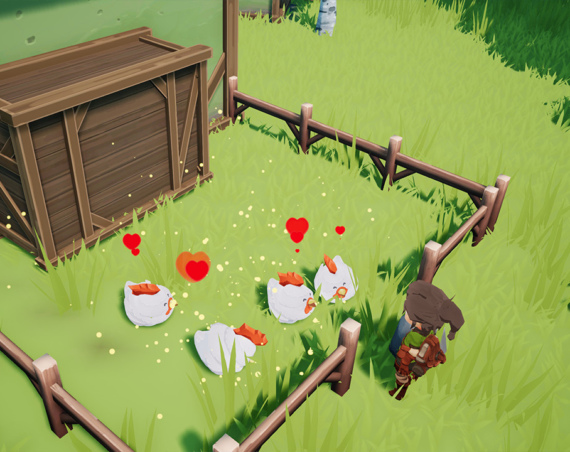 Farm Folks Devblog Update Adds New Creatures Called Molo