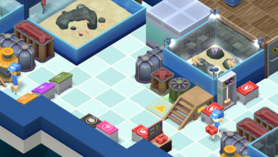 Photo of Megaquarium – Theme Park Management Game Coming To Switch