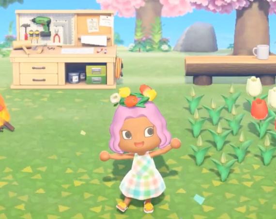 Animal Crossing New Horizons Gameplay