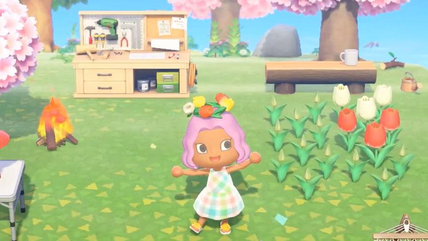 Nintendo Reveals New Animal Crossing New Horizons Gameplay ...
