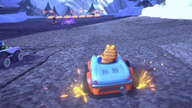 Photo of Garfield Kart Furious Racing New Screenshots Revealed