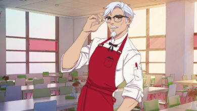Photo of I Love You, Colonel Sanders! Is KFC First Dating Simulator Game