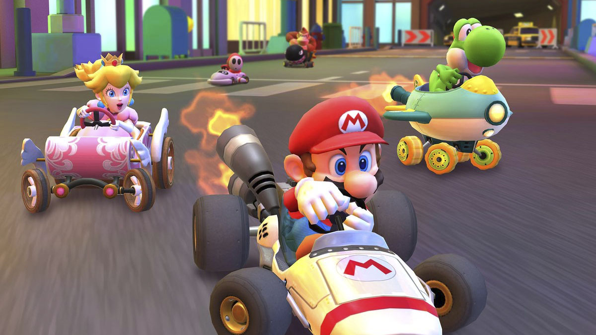 Mario Kart Tour Out Now Multiplayer Update Coming Soon Mypotatogames