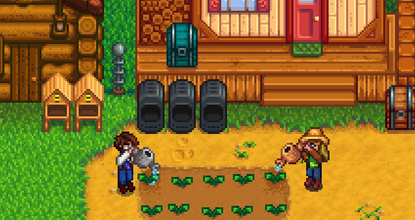 Stardew valley Multiplayer PlayStation 4
