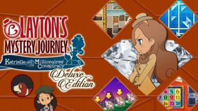 Photo of Switch Box-Art Released for Layton's Mystery Journey