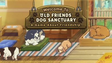 Photo of Old Friends Dog Sanctuary: Mobile Game Based on Retirement Home for Doggos IRL