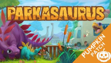 Photo of Parkasaurus Update: Pumpkin Patch