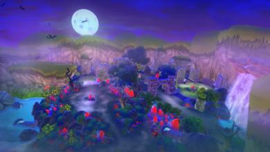 Photo of Re:Legend Halloween Island Explorable Now